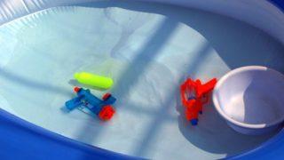 お庭でプールを成功させる3つの準備