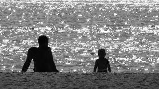 パパと息子の、不思議な関係