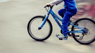 子どもの自転車に乗る練習。その作戦は