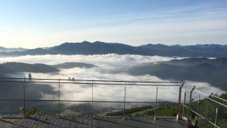 子連れ旅行 星野リゾートトマム 念願の雲海テラスへ行ってきた!