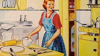 働くママ。専業ママの存在を子どもに明かす